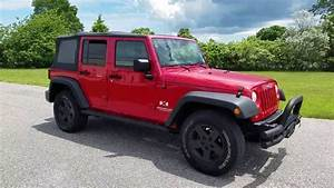2008 Jeep Wrangler X Unlimited For Sale