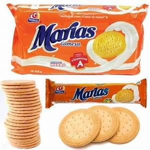 Beneficios de las galletas Marías, Propiedades de las galletas Marías