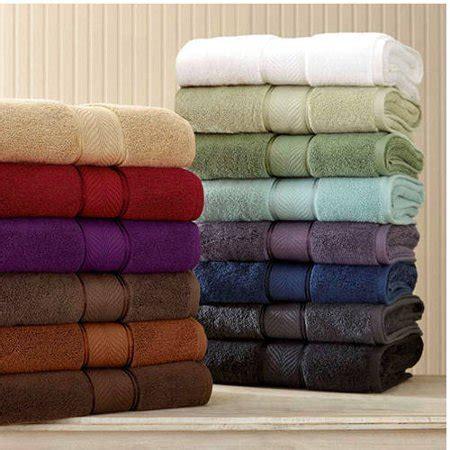 homes  gardens thick  plush bath towel