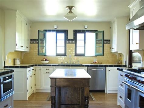 yellow tile kitchen 17 best images about yellow tile kitchen on 1223