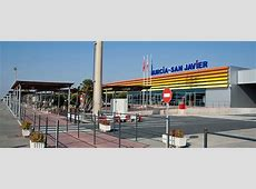 parking at murcia airport spain