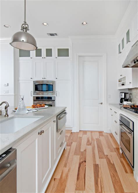White Beach Kitchen soft and serene   Kitchen Details and