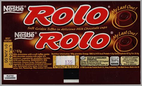 Whoops I Missed A Few Rolos Collectingcandy