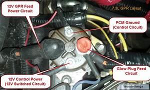 7 3 Turbo Deisel Issue Glow Plug Relay