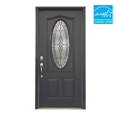 shop reliabilt  hampton steel entry door unit  lowescom