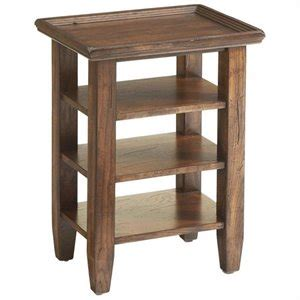 attic heirlooms accessory table broyhill furniture at cymax bedroom living room