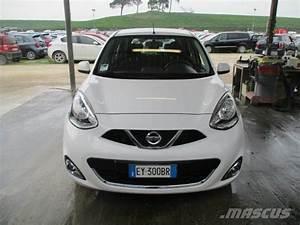 Voiture Nissan Micra : nissan micra occasion prix 8 550 voiture nissan micra vendre mascus france ~ Nature-et-papiers.com Idées de Décoration