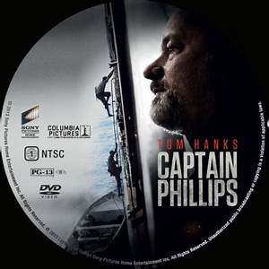 Captain Phillips - DVD Covers & Labels by CoverCity