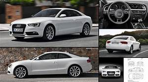 Audi A5 Coupe (2012) - pictures, information & specs