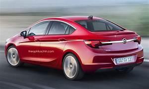2017 Opel Astra Sedan - news, reviews, msrp, ratings with ...