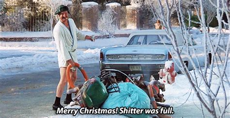 Shitters Full Meme - christmas vacation pics gifs get the best gif on giphy
