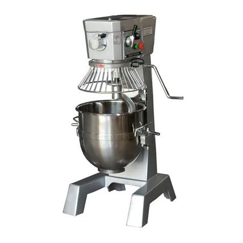 mixer dough machine bread flour bakery 30l stand commercial hub industrial cake kneading atlas star