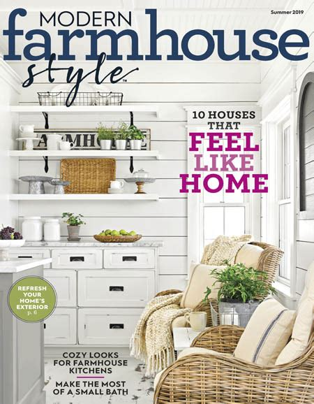 Top Modern Farmhouse Style Summer 2019 Top Rated