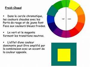 cours theorie de projet les couleurs et l39architecture With quelles sont les couleurs froides