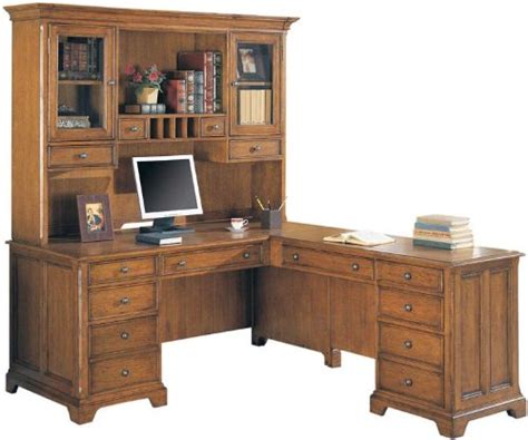 Desk With Hutch For Sale - l shaped desk with hutch hja057 sale office desk