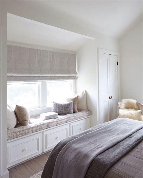chambre a coucher en coin banquette sous fenêtre 15 idées pour créer un coin