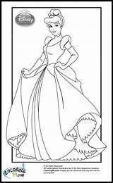 Coloring Princess Disney Pages Cinderella Printable Princesses Sheets Teamcolors Printables Mulan Minister Books Ministerofbeans Getcoloringpages Getdrawings Frozen Character sketch template