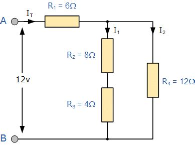 All About Circuit Resistors Series Parallel