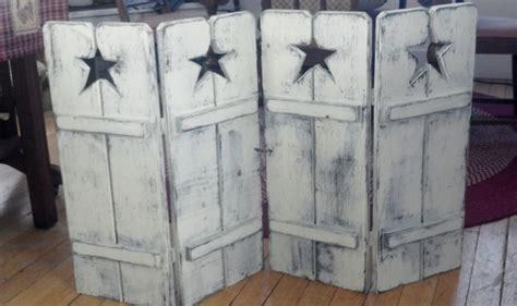 primitive star shutters vary versitile