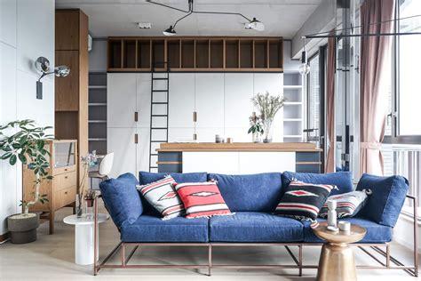 studio apartment  hong kong  big  style