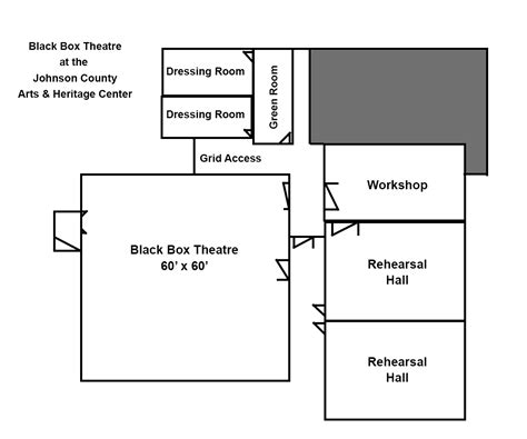 Theatre Stage Specs The Park