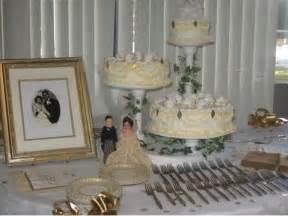 50th Wedding Anniversary Party Decoration Ideas