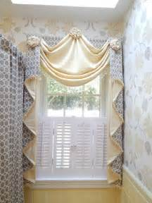 bathroom window valance ideas window treatments home design ideas pictures remodel and decor