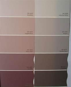 Nuance De Rose : peinture rose nuanc pour les murs dans l 39 int rieur ~ Melissatoandfro.com Idées de Décoration