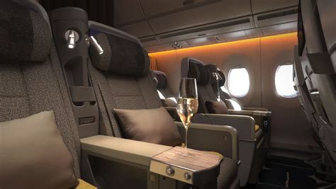 flight review china airlines  er premium economy