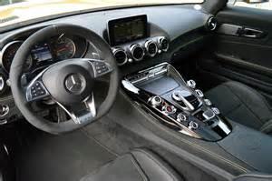 2017 Mercedes AMG GT Interior