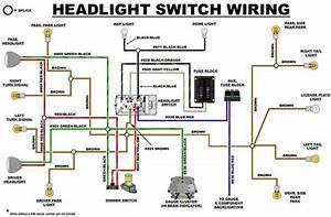 Eb Headlight Switch Wiring Diagram