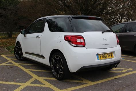Citroen Ds3 For Sale by Used White Citroen Ds3 For Sale Virginia Water Surrey