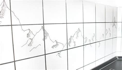 Fliesenspiegel Richtig Zeichnen by Do It Yourself Neuer Fliesenspiegel Mit Porzellanstift