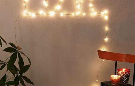 diy string lights home design  interior