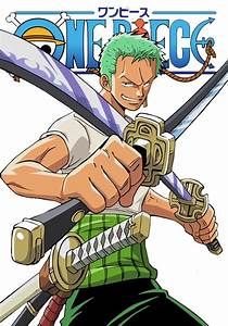Anime Venus: Roronoa Zoro One Piece