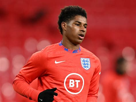 Marcus rashford highlighted the racial abuse he had received in the hours after manchester united's loss to villarreal. Marcus Rashford petition to end child poverty surpasses 250,000 signatures | The Independent
