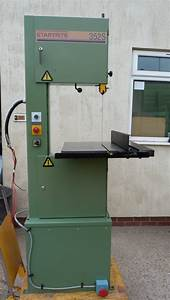 Used Startrite 352s Bandsaw For Sale