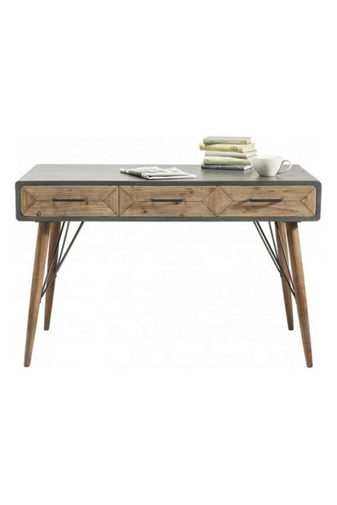 bureau industriel vintage bureau style georgian style mahogany writing bureau desk