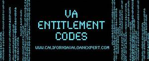 Va Entitlement Codes On The Certificate Of Eligibility