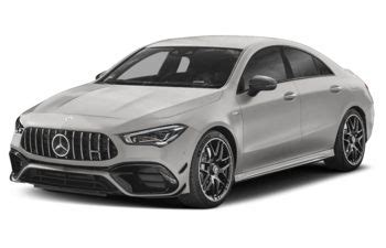 Amg cla45 s is a bonkers compact sedan. 2020 Mercedes-Benz AMG CLA 45 AMG CLA 45 Coupe 4dr All ...