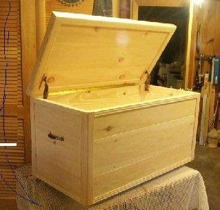 diy toy chest    darker stain woodworking