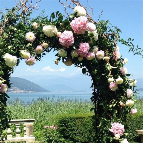 archi di fiori per matrimonio fiori per matrimonio como e provincia garden bedetti como