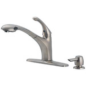 moen single handle kitchen faucet repair shop delta debonair stainless 1 handle pull out kitchen
