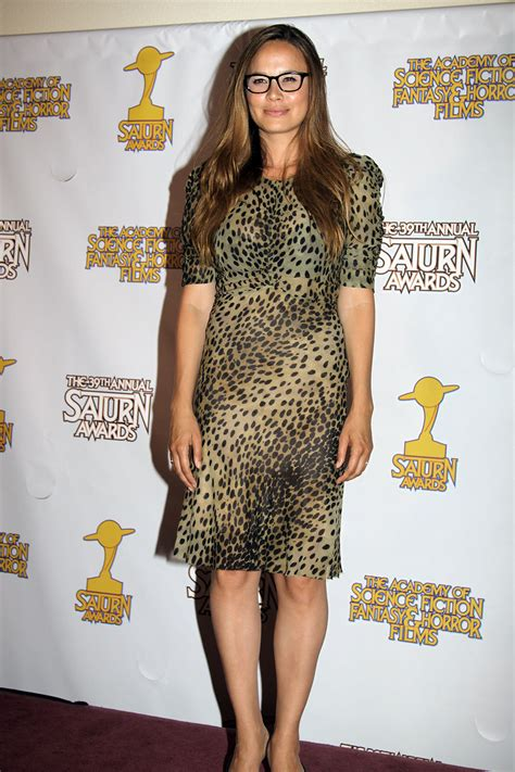 Michael Myers Halloween Actor by Moon Bloodgood At The 39th Saturns Awards 169 2013 Sue