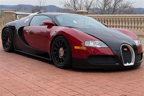 The bugatti, to me is different. First One Billion Naira Car, Bugatti Veyron Lands In Nigeria | The Links News