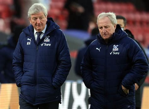 Roy Hodgson confirms Ray Lewington remains absent as ...