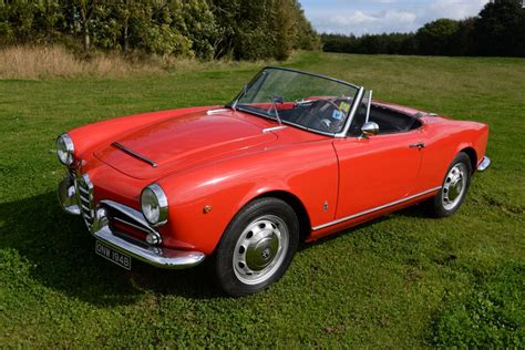 Used 1963 Alfa Romeo Giulia For Sale In County Durham