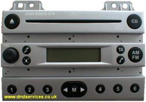 ford 4500 rds eon b3 low cd dnd services ltd