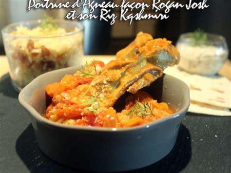 cuisiner poitrine d agneau recettes de poitrine de n 39 food
