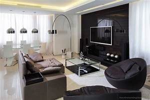 Living Room Cozy Small With Tv Cool Modern Dining ...